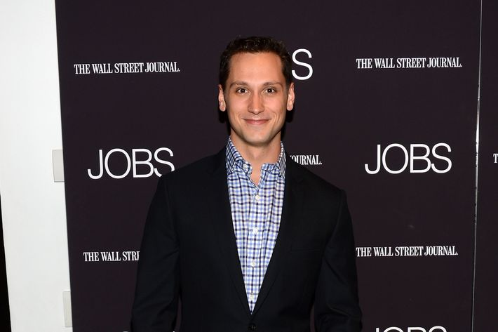 "Matt McGorry attends the ""Jobs"" New York Premiere at MOMA on August 7, 2013 in New York City."