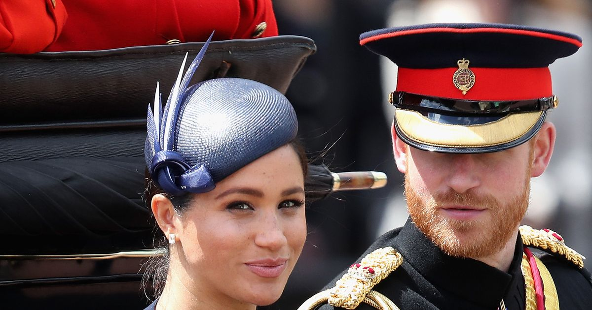 Meghan Markle Makes Her Fashionable First Public Appearance Since Archie's Birth