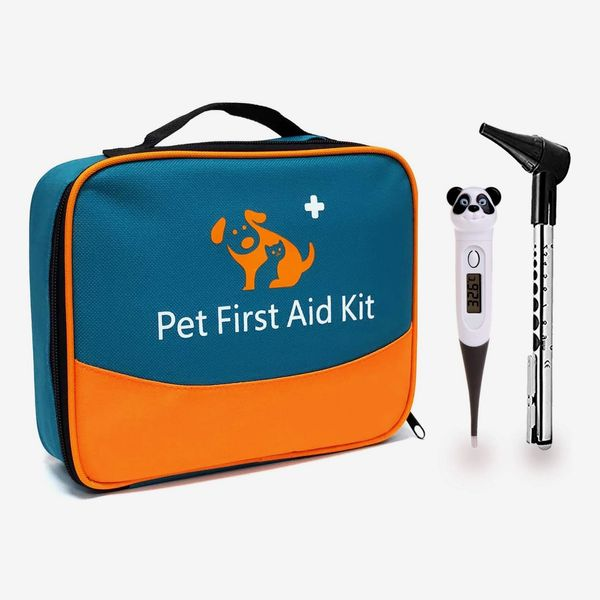 iCare-Pet First Aid Kit with Thermometer