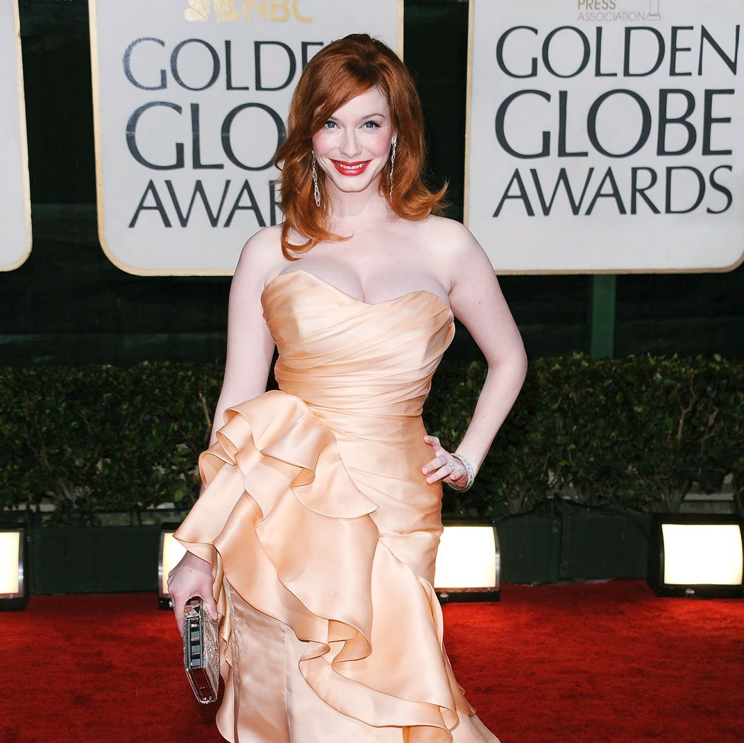 Christina Hendricks Nude Photos 42