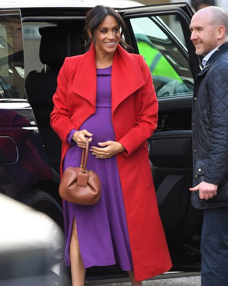 Meghan Markle Reveals Royal Baby Due Date, New Details