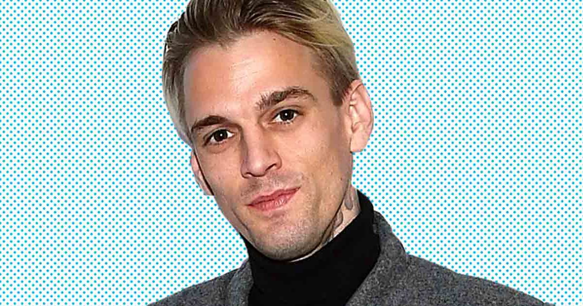 Aaron Carter Talks New...