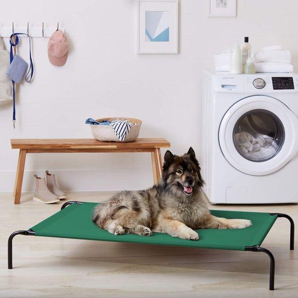 AmazonBasics Cooling Elevated Pet Bed