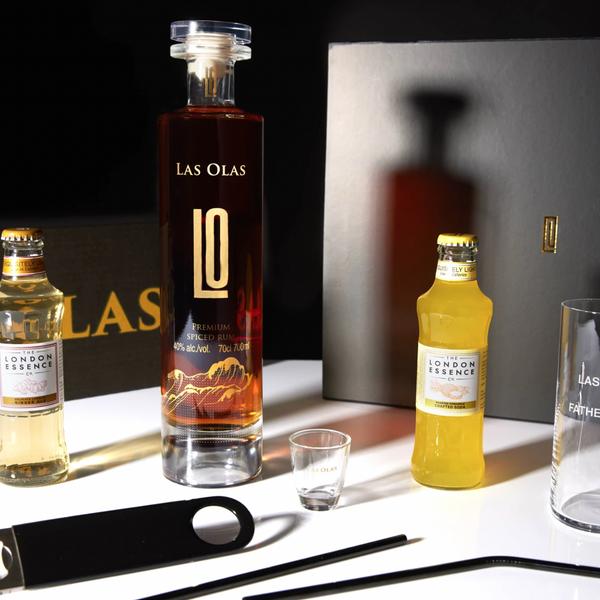Las Olas Father's Day Spiced Rum Hamper