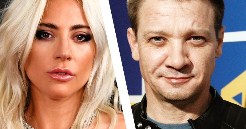 Lady Gaga Has Been 'Spending Time With' Jeremy Renner, Whatever That Means