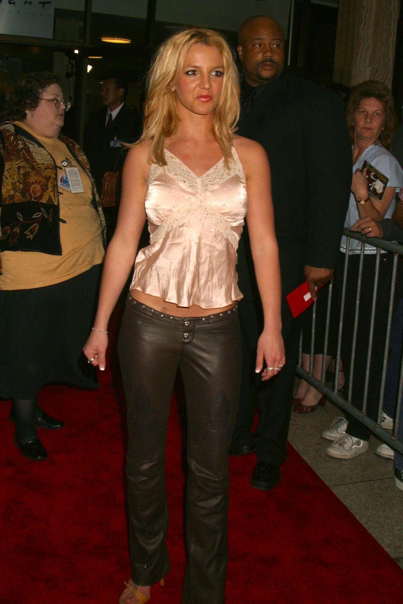January 28, 2003 - Britney Spears