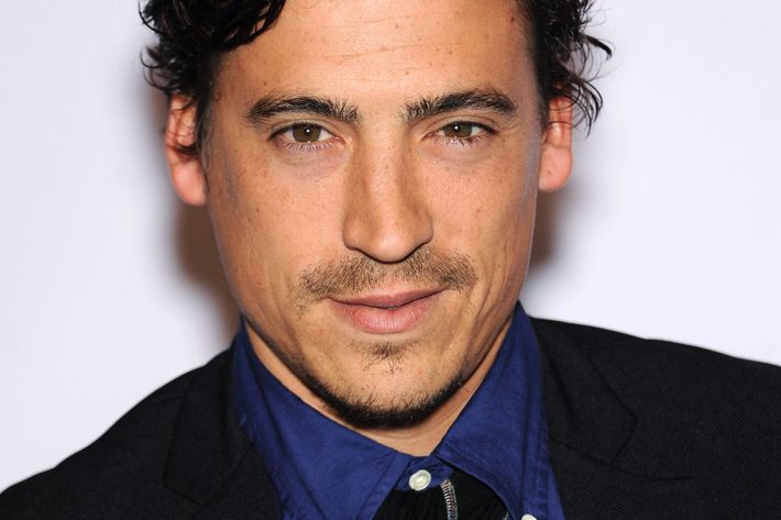 Andrew Keegan: very handsome, somewhat cultish.