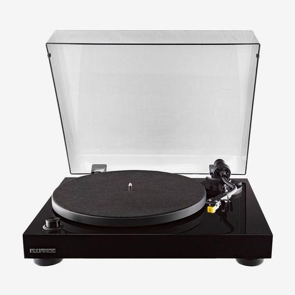 Fluance RT80 High Fidelity Vinyl Turntable Record Player