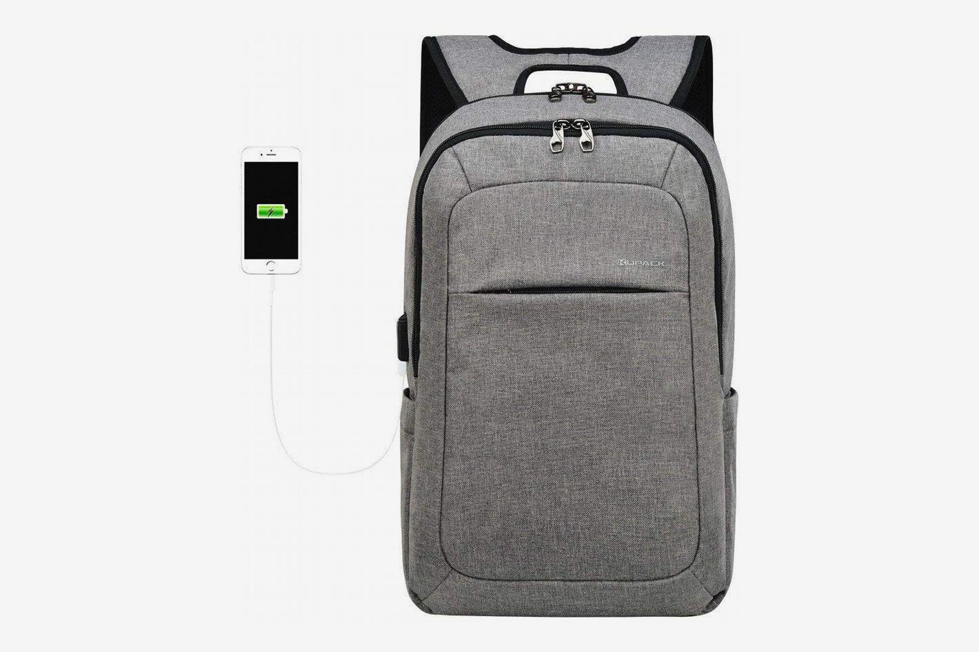 KOPACK Slim Laptop Travel Computer Backpack 57296ae6c7