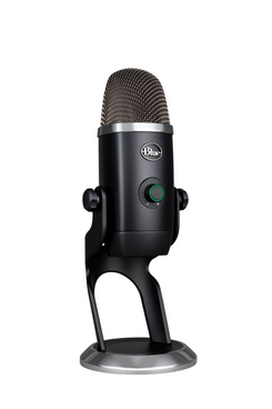 Blue Yeti X Professional Condenser USB Microphone