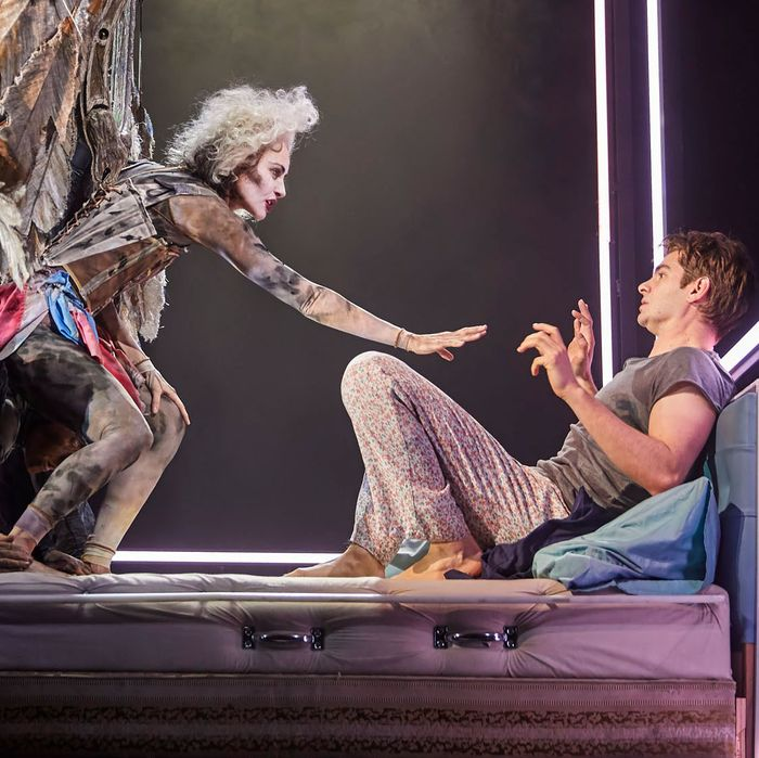 Theater: 'Angels in America' Punches Through the Roof Again