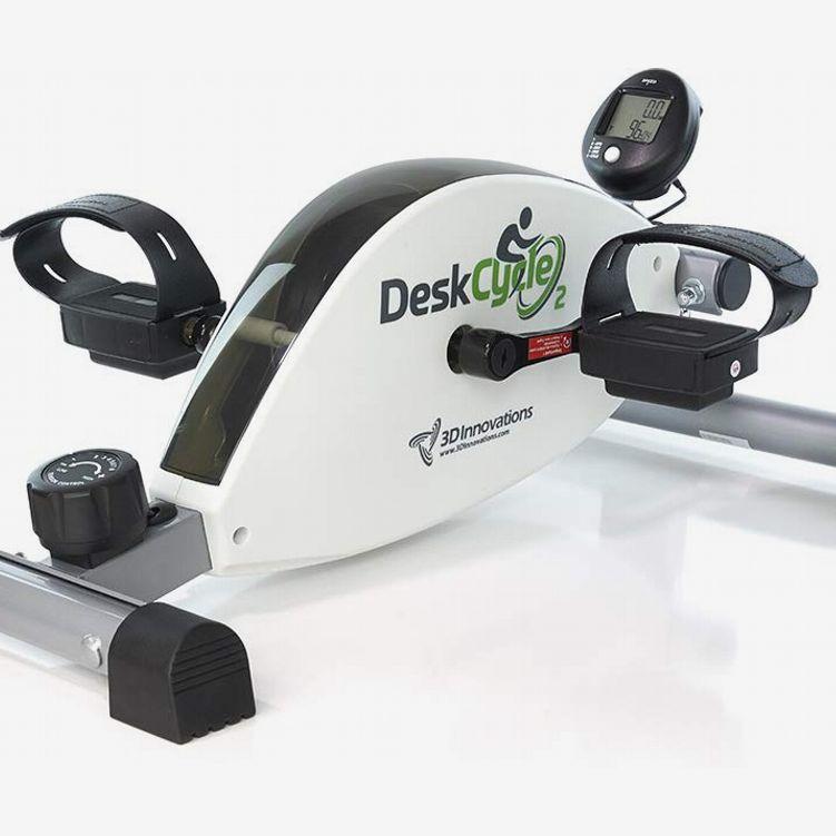 Under Desk Ellipticals And Cycles, Stationary Desk Bike
