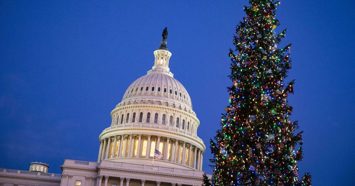Spending Deal Struck to Avert Holiday Government Shutdown