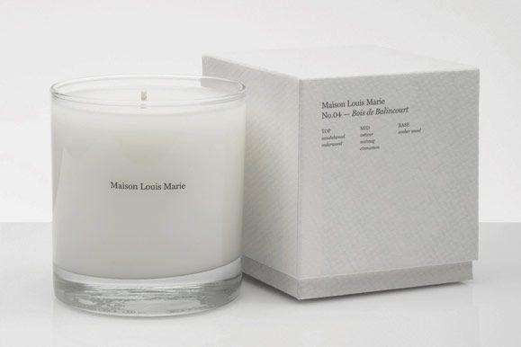 Maison Louis Marie, No. 4 Candle