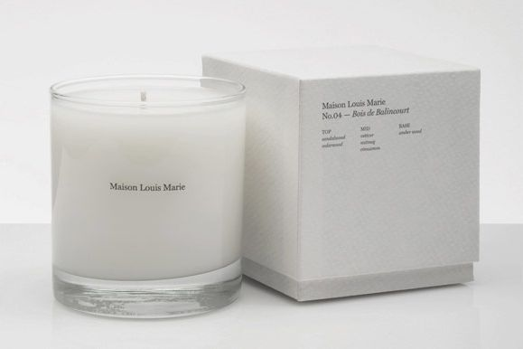 Maison Louis Marie, No. 4 Candle