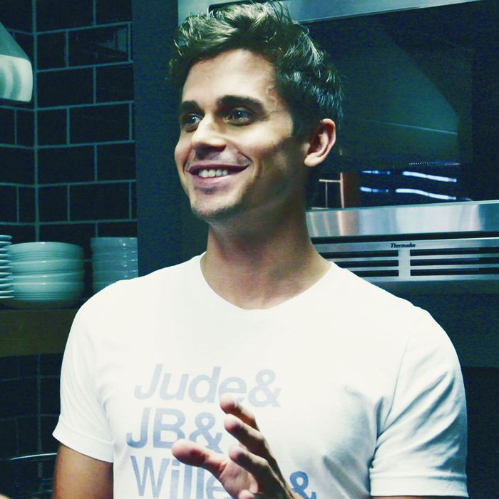 546536c7 Every Graphic Shirt Antoni Wears on Queer Eye, Ranked