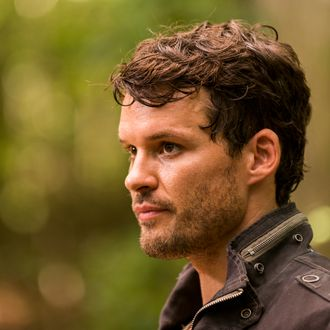 Austin Nichols as Spencer Monroe - The Walking Dead _ Season 7, Episode 7 - Photo Credit: Gene Page/AMC