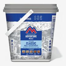 Mountain House Classic Freeze Dried Backpacking and Camping Food (24 Servings)