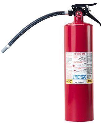 Fire Extinguisher --- Image by ? Lawrence Manning/Corbis