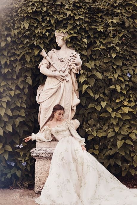 Best Wedding Dresses From Bridal Fashion Week Spring 2020
