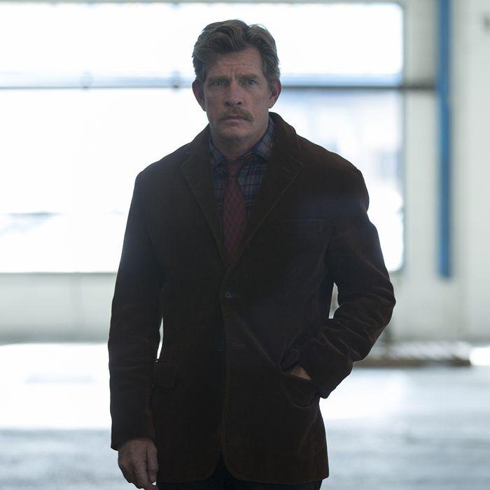 Thomas Haden Church as Robert.