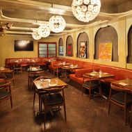 Newcomer Ginny's Supper Club is one of your many Easter options.