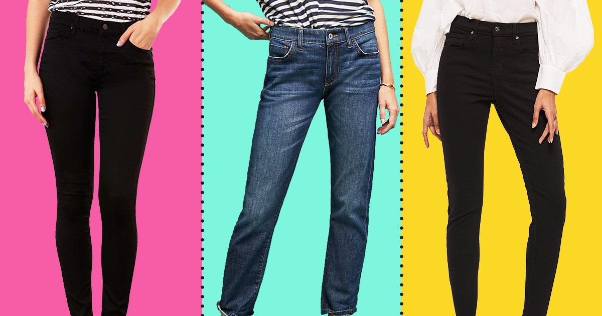 0e953bb5b825 Guide to Women's Petite Jeans, Pants: 8 Pairs We Love 2018