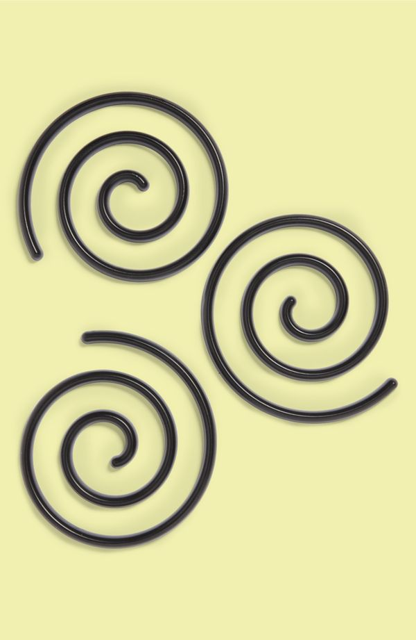 Good Thing Set of 3 Spiral Trivets