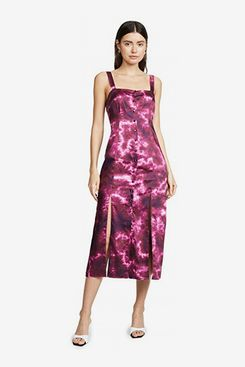 Cinq a Sept Tie Dye Alexa Dress