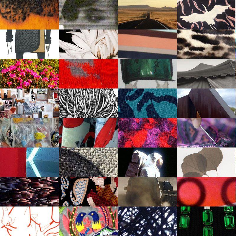 Fashion Designer Theme Board