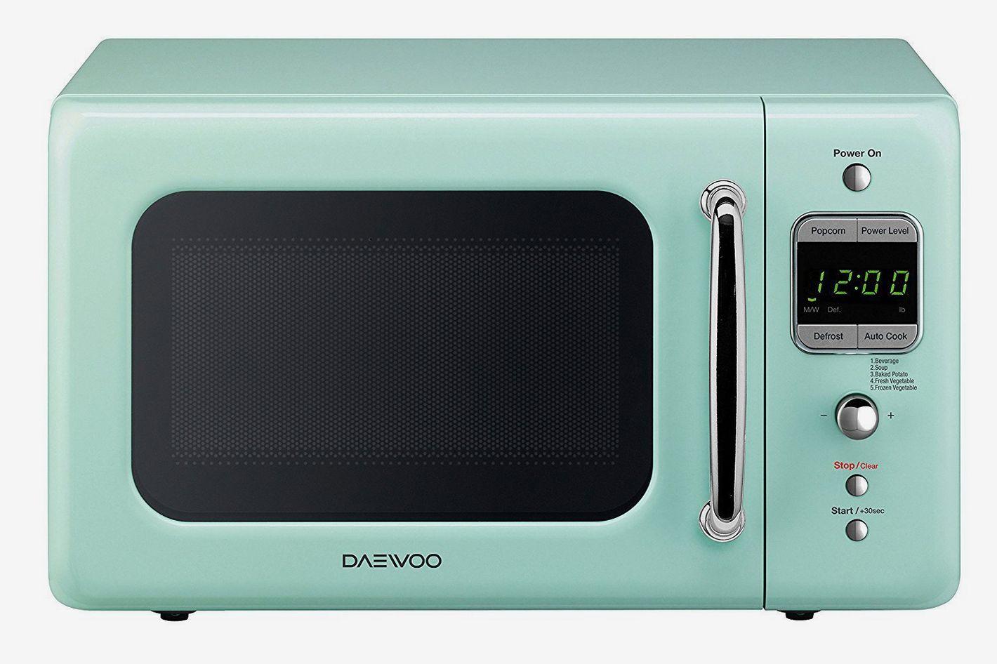 Daewoo KOR-7LREM Retro Microwave Oven
