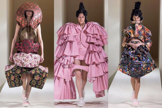 ca29b75df31 The Erotic Punk Decadence of Rei Kawakubo -- The Cut