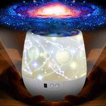 KISTRA Star Projector Night Light
