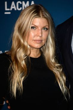 Singer Fergie, arrives at the LACMA 2013 Art + Film Gala on November 2, 2013 in Los Angeles, California.