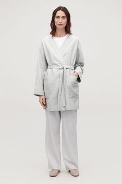 Cos Belted Gown Top