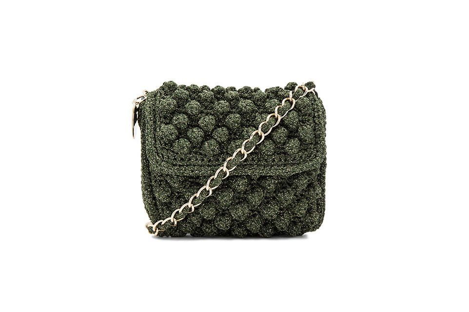 M Missoni Textured Crossbody Bag