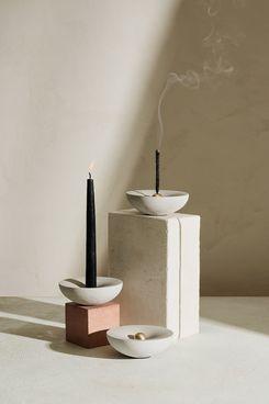 Light + Ladder Vorta Candlestick + Incense Holder