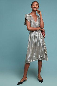 Calina Wrap Dress