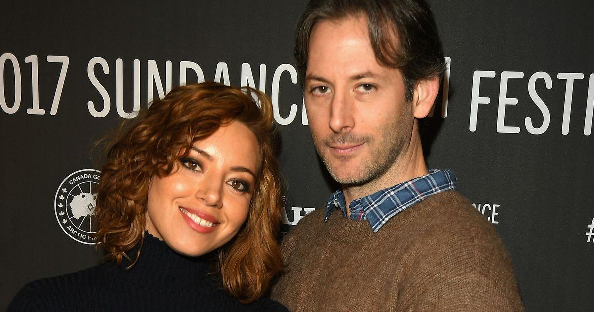 Turns Out, Aubrey Plaza Has a 'Darling Husband,' Screenwriter Jeff Baena