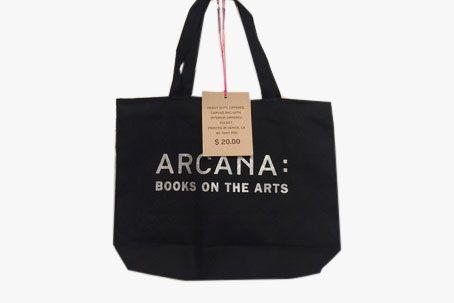 Arcana Canvas Bag
