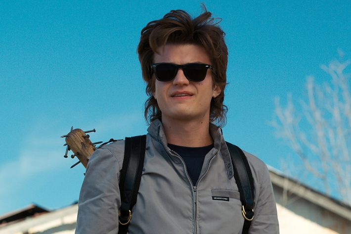 Stranger Things 2 The Best Retro 80s Hairstyles