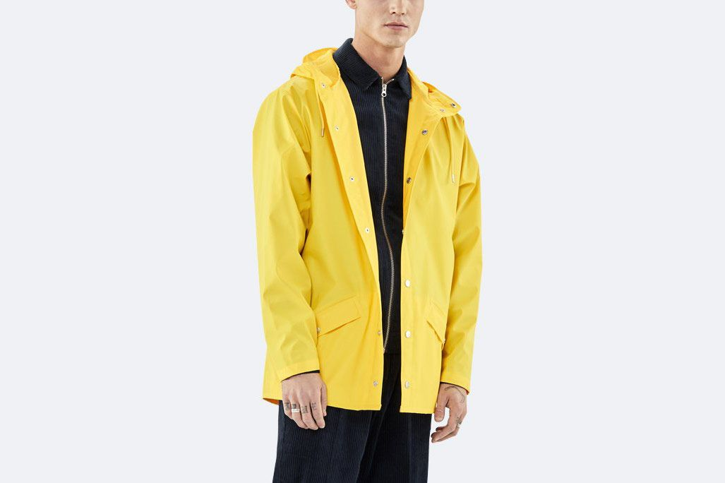 Rains Hooded Jacket