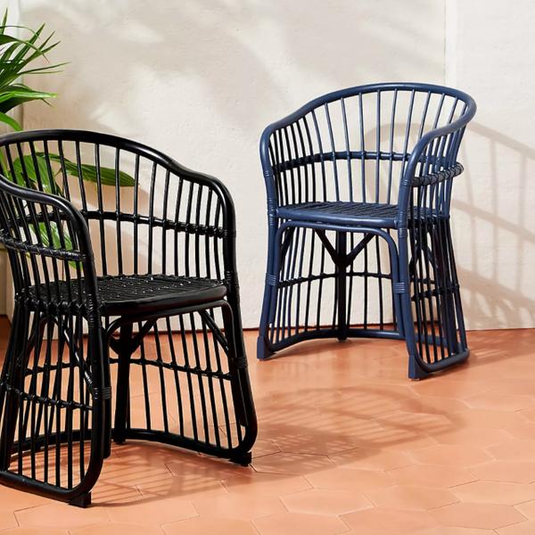 Anthropologie Home Positano Indoor/Outdoor Dining Chair