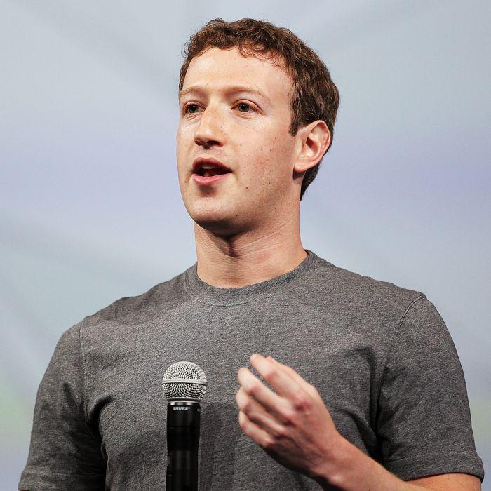 The Maturation Of Mark Zuckerberg New York Magazine: Zuckerberg Explains His Gray T-Shirts, Sounds Pretty Sexist