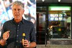Bourdain Signs Mission Chinese for Burning-Hot Book