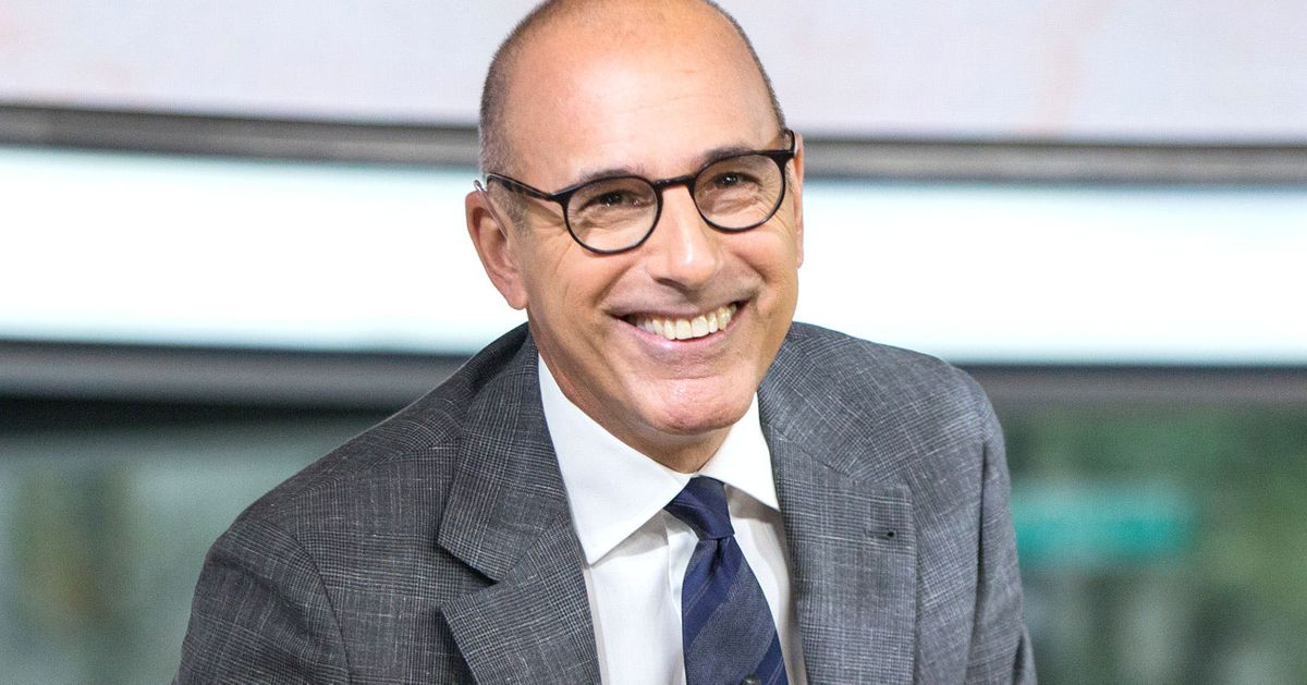 Where In World Is Matt Lauer Who Cares >> Matt Lauer And The America S Dad Image Of Journalism