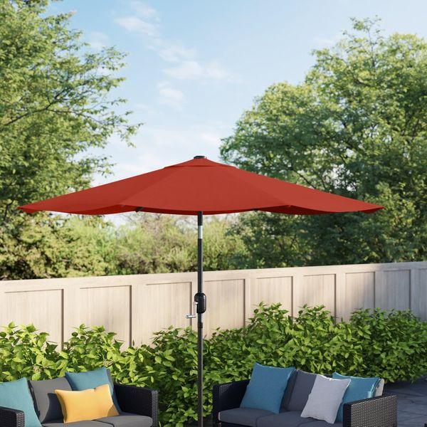 Zipcode Design Delaplaine 9' Market Umbrella