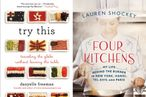 How Does Lauren Shockey's Globe-Trotting Food Book Stack Up Against Danyelle Freeman's Globe-Trotting Food Book?