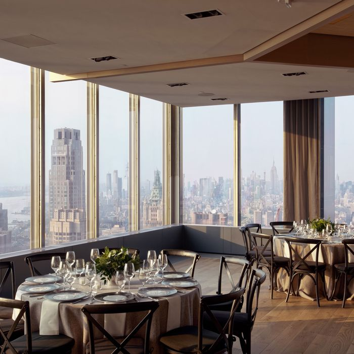 The Most Exciting New Private Dining Rooms For Your Next Party
