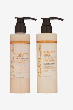 Carol's Daughter Almond Milk Shampoo and Conditioner Set